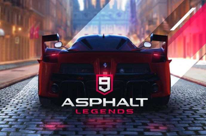 Asphalt 9 Legends APK 1
