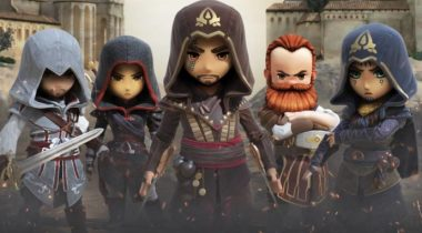 Assassin's Creed Rebellion Android 1