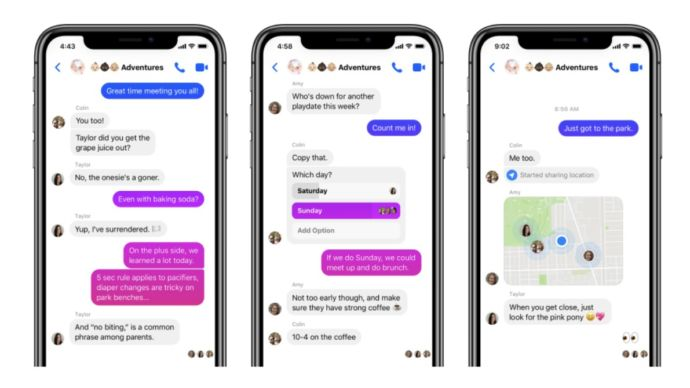 Facebook Messenger 4 1