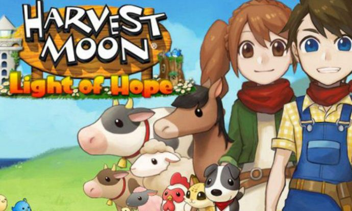Harvest Moon Light of Hope APK 1