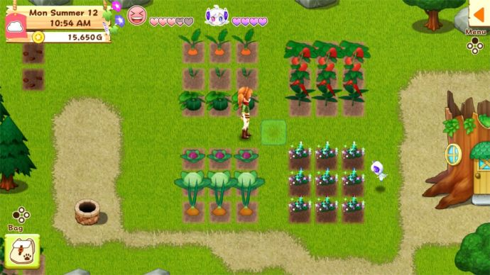 Harvest Moon Light of Hope APK 2