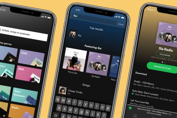 Spotify Premium Android 1