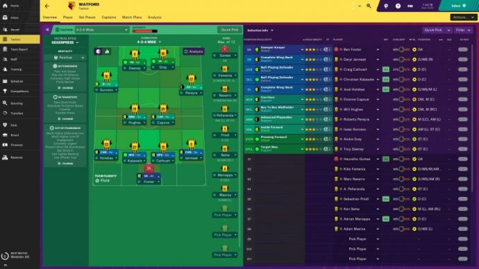Football Manager 2019 Mobile APK 2