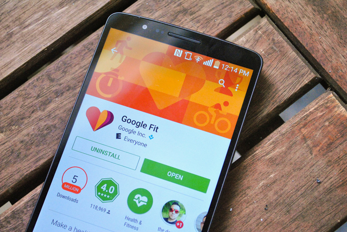 Google Fit Android APK
