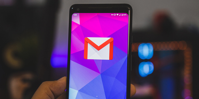 Gmail desde android