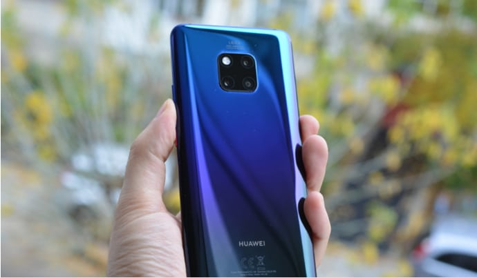 Mejor Smartphone Android Huawei Mate 20 Pro