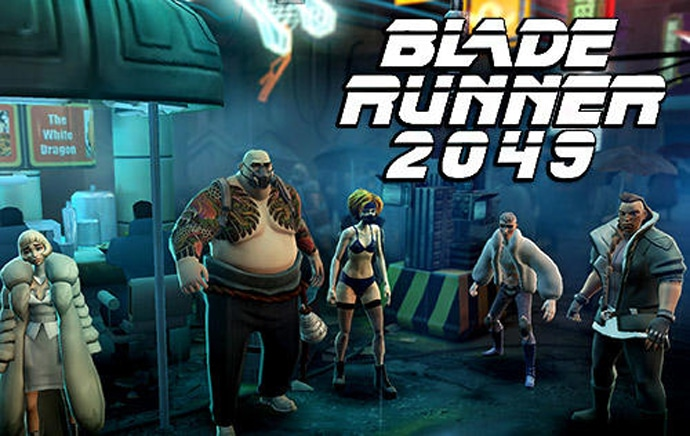 Mejores Juegos Android Blade Runner 2049