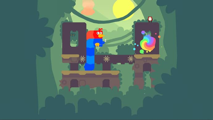 Mejores Juegos Android Snakebird Primer