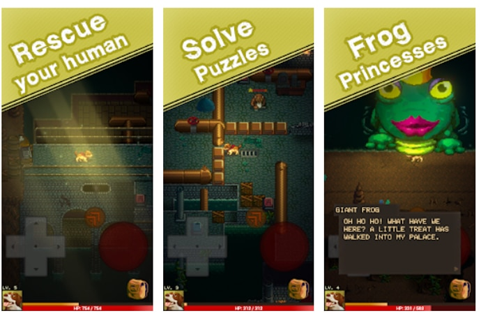 Mejores Juegos Doggo Dungeon A Dog's Tale