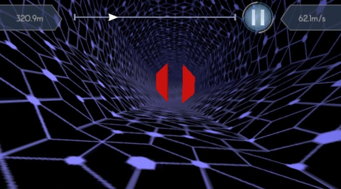 Mejores juegos Android Tunnel Rush