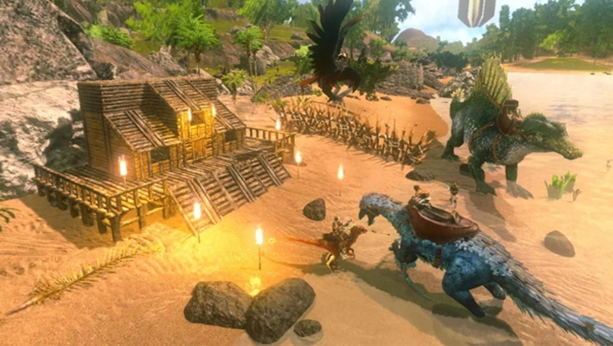 Play Store ARK Survival Evolved