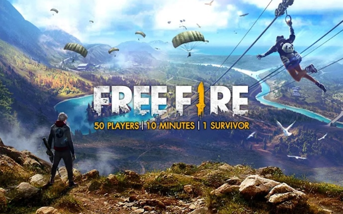 Play Store Garena Free Fire