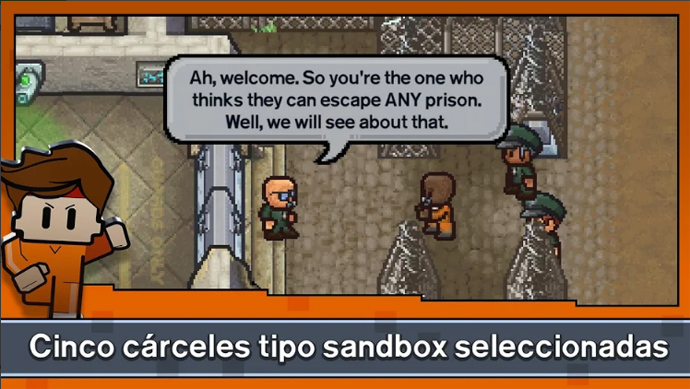 The Escapists 2 llego a Android