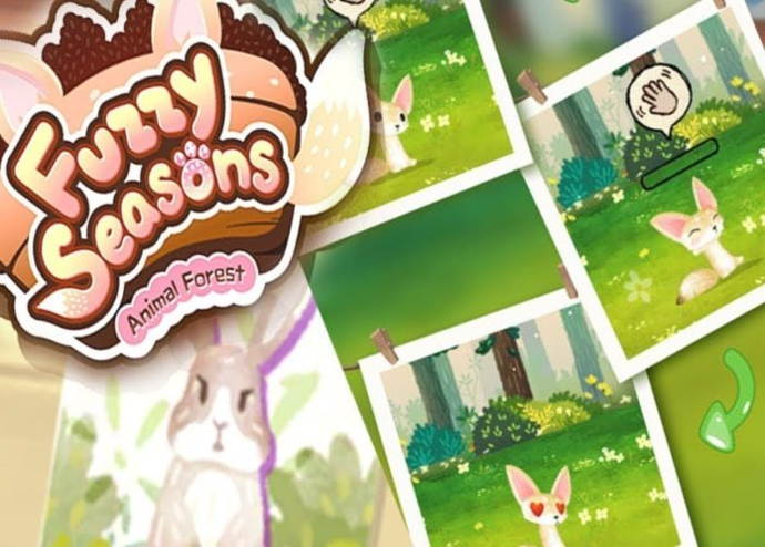 Animal-Forest-Fuzzy-juegos
