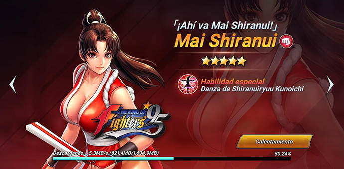the-king-of-fighters-allstars-juego-de-android1