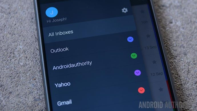 app de email para android