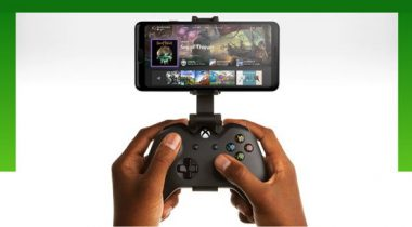 Console Streaming en Android