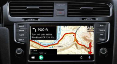gps-android auto