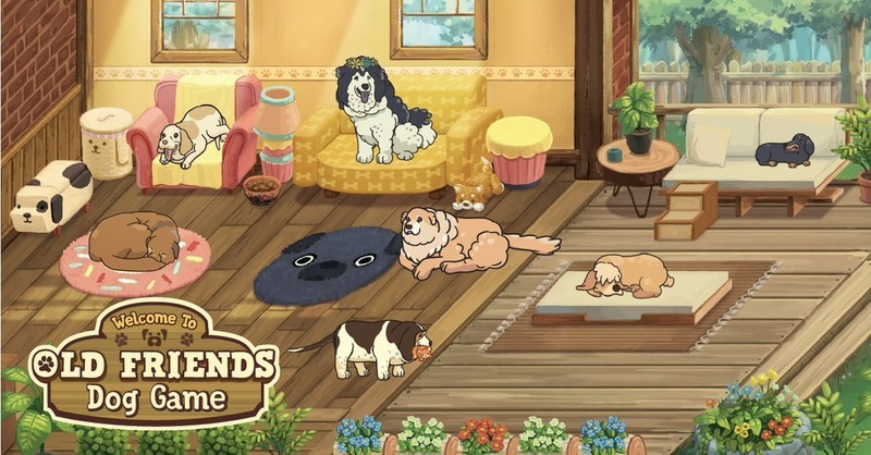 old-friends-dog-game